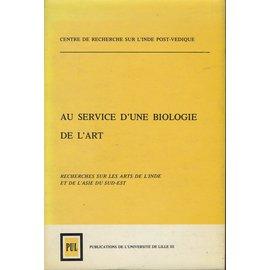 Université de Lille Au Service d'une Biologie de l' Art, par Jean Naudou, Claudine Picron, Philippe Stern
