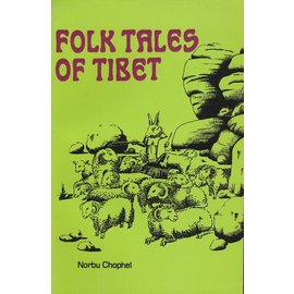 Library of Tibetan Works and Archives Folk Tales of Tibet, by Norbu Chophel