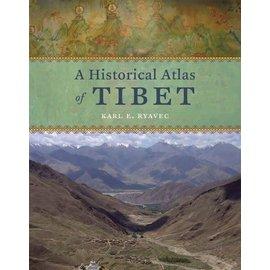 University of Chicago Press A Historical Atlas of Tibet, by Karl E. Ryavec