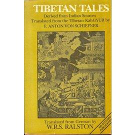 Sri Satguru Publications Tibetan Tales, by F. Anton von Schiefner, transl. W.R.S. Ralston