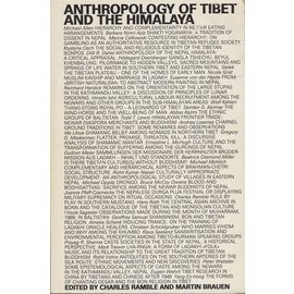 Ethnographic Museum of Zurich University Anthropology of Tibet and the Himalayas, ed. by Charles Ramble, Martin Brauen