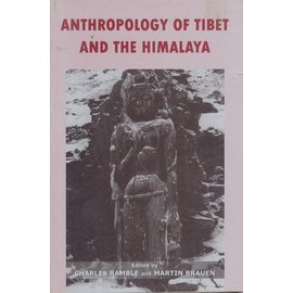 Vajra Publications Anthropology of Tibet and the Himalayas, ed. by Charles Ramble, Martin Brauen