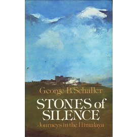The Travel Book Club London Stones of Silence, by George B. Schaller