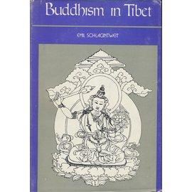 Indological Book House Buddhism in Tibet, by Emil Schlagintweit
