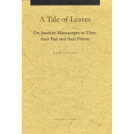 Gonda Lecture A Tale of Leaves, by Ernst Steinkellner
