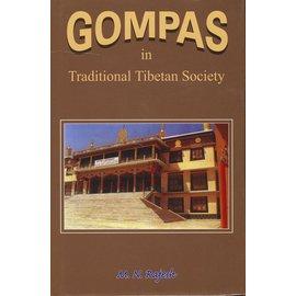 Decent Books Delhi Gompas in Traditional Tibetan Society, by M.N. Rajesh