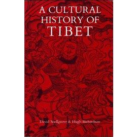 Shambhala A Cultural History of Tibet, by David Snellgrove and Hugh Richardson