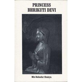 Book Faith India Princess Bhrikuti Devi, by Min Bahadur Shakya