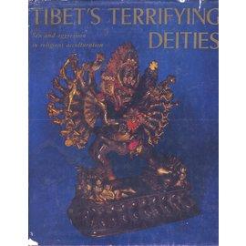 Charles E. Tuttle Company Tibet's Terrifying Deities, by F. Sierksma