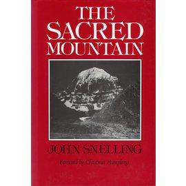 East/West The Sacred Mountain, by John Snelling