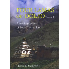 Orchid Press Four Lamas of Dolpo II, by D.L. Snellgrove - Copy