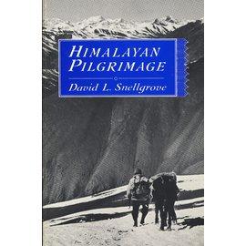 Shambhala Himalayan Pilgrimage, by David L. Snellgrove