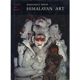 The Macmillan Company Himalayan Art, by Madanjeet Singh