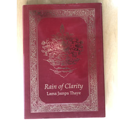 Ganesha Press, Bristol Rain of Clarity, by Lama Jampa Thaye