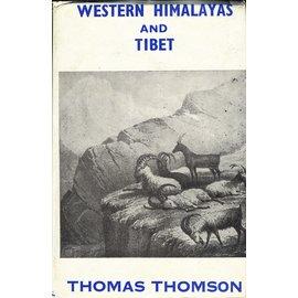 Ratna Pustak Bhandar Western Himalayas and Tibet, by Thomas Thomson