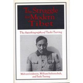 M.E. Sharpe The Struggle for Modern Tibet, The Autobiography of Tashi Tsering