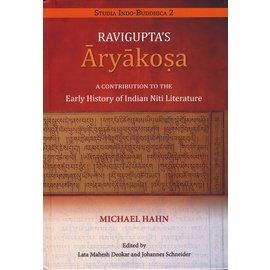 Aditya Prakashan Ravigupta's Aryakosa, by Michael Hahn, ed. Lata Mahesh Deokar, Johannes Schneider