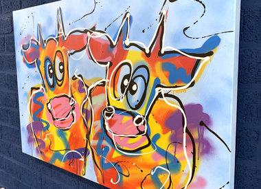 Schilderijen Koeien
