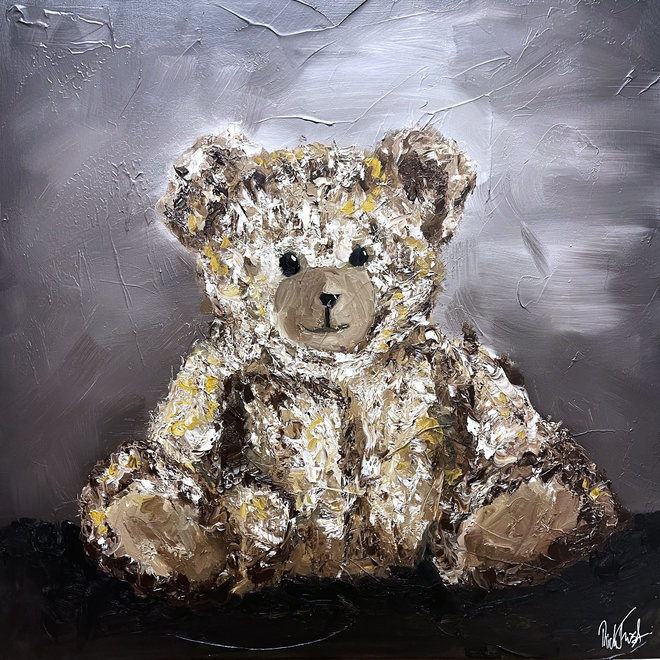 Painting  -  ''Classic Sir. Bobby''
