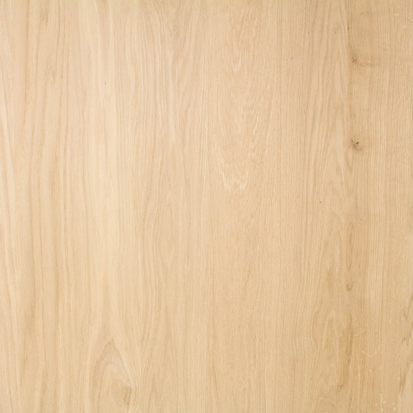 Eiken paneel - 4 cm dik (1-laag) - 122 cm breed - 140 - 300 cm lang - foutvrij eikenhout