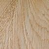 Eiken blad / paneel op maat - 3 cm dik (1-laag) - Foutvrij eikenhout - Gezandstraald - verlijmd kd 8-12% - 15-120x40-300 cm