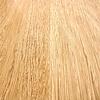Eiken wandplank zwevend - VERJONGDE RAND - op maat - 3 cm dik (1-laag) - foutvrij - voorgeboord inclusief (blinde) bevestigingsbeugels - verlijmd Europees foutvrij eikenhout geborsteld - kd 8-12% - 15-27x50-300 cm