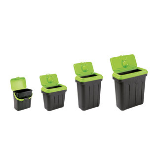 Maelson Dry Box Black/Green