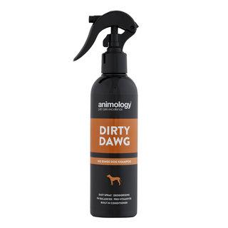 Animology Dirty Dawg Sprayshampoo mit Balsam (4X)