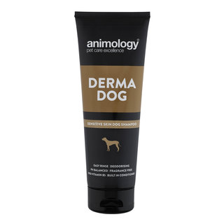 Animology Derma Dog duftfreies Shampoo (4X)