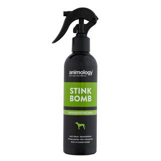 Animology Stink Bomb duftendes Erfrischungsspray (4X)
