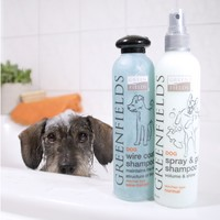 Greenfields Greenfields Droogshampoo voor Honden - Spray & Go Shampoo