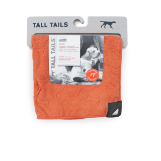 Greenfields Cape Towel Orange Bone