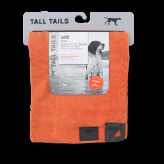 Greenfields Grooming Towel Orange Bone 68x100