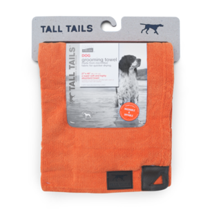 Greenfields Grooming Towel Orange