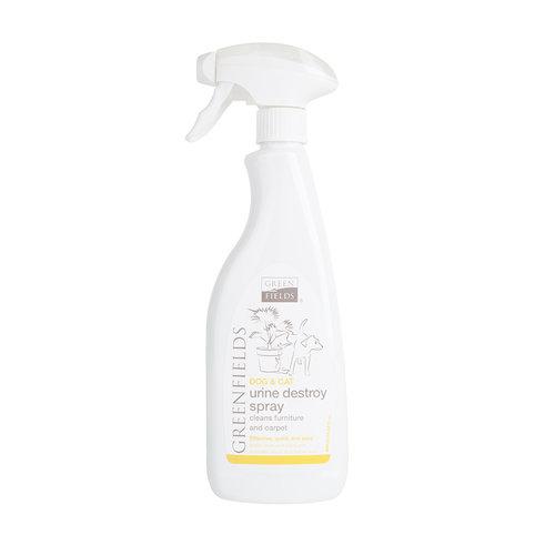 Greenfields Greenfields Urine Verwijderaar - Urine Destroy Spray 400 ml