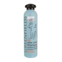Greenfields Greenfields Hundeshampoo für Rauhaar-Rassen 250 ml
