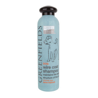 Greenfields Wire Coat Shampoo 250ML