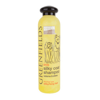 Greenfields Dog Shampoo Silky Coat 250 ml