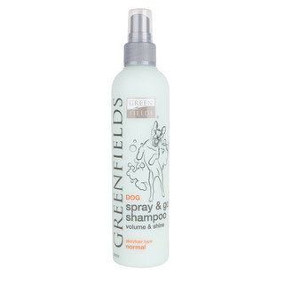 Greenfields Dog Spray & Go Shampoo 250 ml