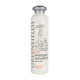 Greenfields Dog Shampoo & Conditioner