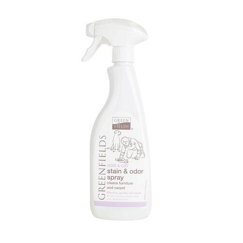 Greenfields Greenfields Vlekverwijderaarspray - Stain  & Odour Spray 400 ml