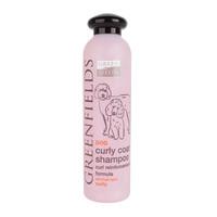 Greenfields Greenfields Dog Shampoo Curly Coat 250 ml