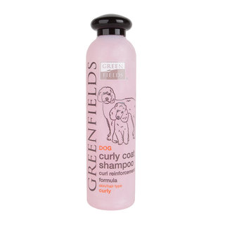 Greenfields Dog Shampoo Curly Coat 250 ml