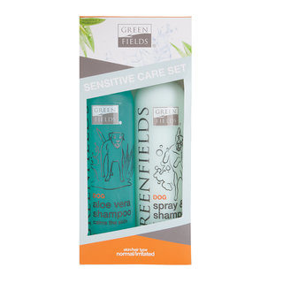 Greenfields Sensitive Care Set 2x250ml