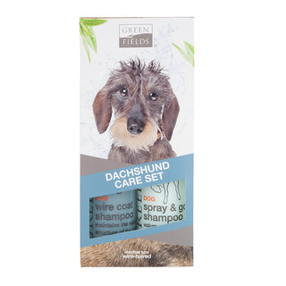 Greenfields Dachshund Care Set 2x250ml