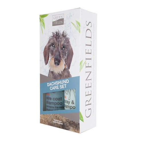Greenfields Greenfields Dachshund Care Set 2x250ml