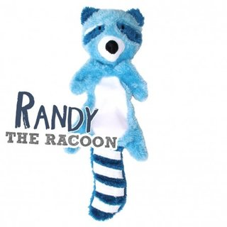 Beco Stuffing Free Toy - Randy the Racoon