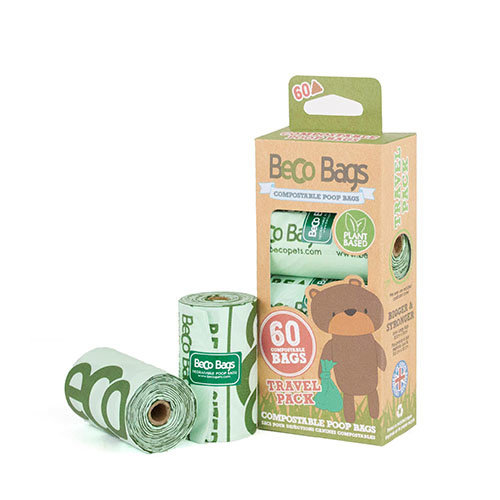 Beco Pets Beco Poop Bags Compostable
