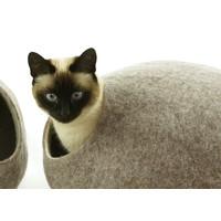 Kivikis Kivikis Cat House Bruin
