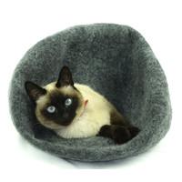 Kivikis Kivikis Cat House Grey